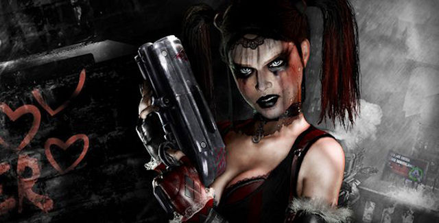 Batman: Arkham City Harley Quinn's Revenge Screenshot