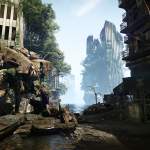 Crysis 3 Alien Ceph Screenshot