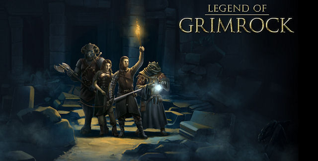 Legend of Grimrock Walkthrough Cover