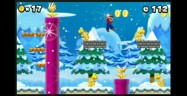 New Super Mario Bros 2 Golden Enemies Screenshot