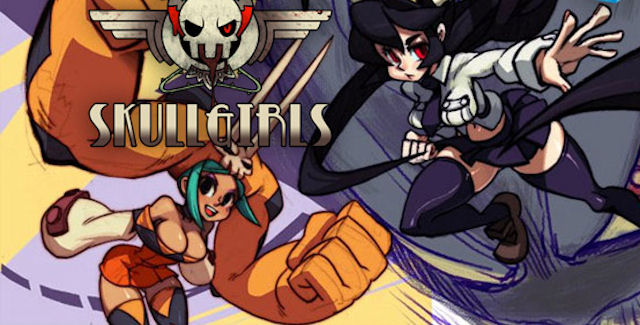 Skullgirls Artwork