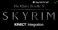 Skyrim Adds Kinect Support