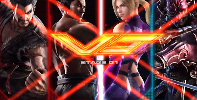 Tekken Tag Tournament 2 Custom Teams VS Screenshot