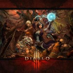 Diablo 3 Bloody Battle Wallpaper