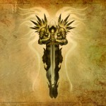 Diablo 3 Book of Cain Wallpaper