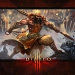 Diablo 3 Holy Monk Wallpaper