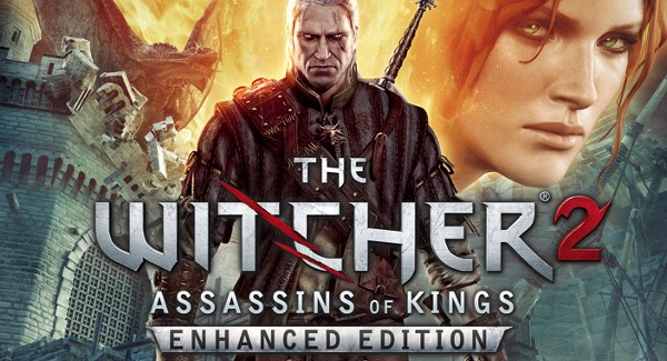 The Witcher 2 Assassins of Kings Enhanced Edition Boxart