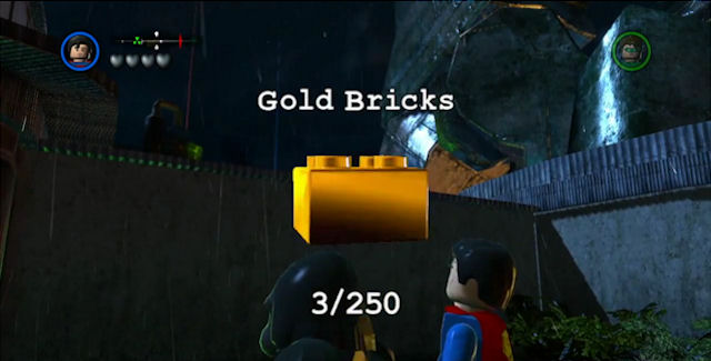Lego Batman 2 Gold Bricks Locations Guide