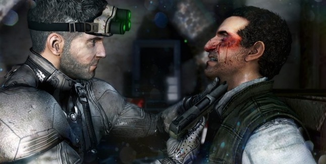 Splinter Cell 6: Blacklist Screenshot