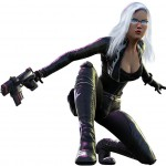 The Amazing Spider-Man 2012 Black Cat Wallpaper