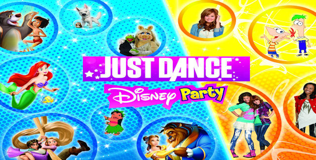 Just Dance Disney Party Song List