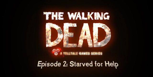 The Walking Dead Game Episode 2 Walkthrough