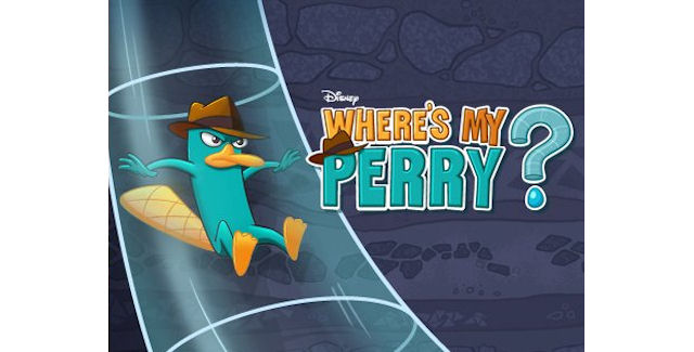 Where's My Perry Walkthrough