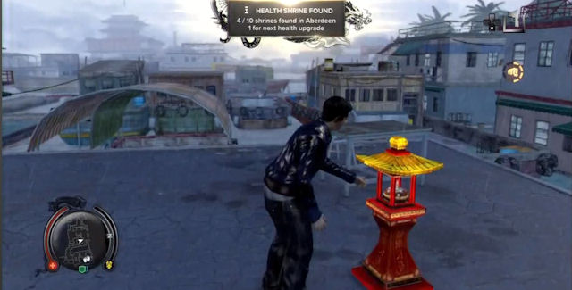 Sleeping Dogs Health Shrines Locations Guide