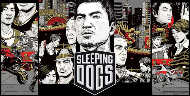 Sleeping Dogs Walkthrough