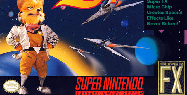 Star Fox Secrets In Boxart