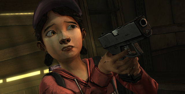 The Walking Dead Game Episode 3 Achievements Screenshot
