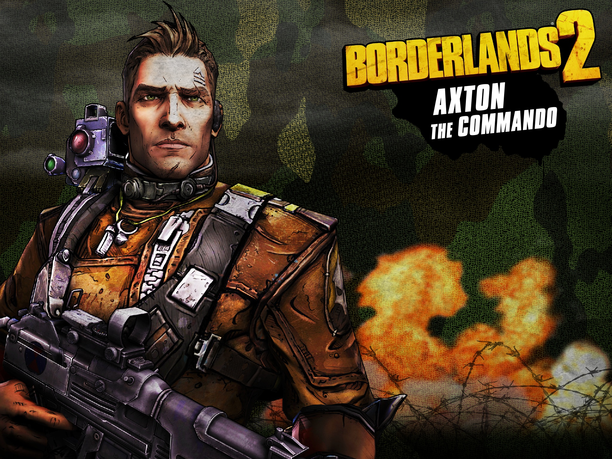 borderlands 2 wallpaper axton -#main