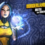 Borderlands 2 Maya Wallpaper