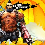 Borderlands 2 Salvador Wallpaper 4