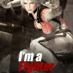Dead or Alive 5 Christie Poster