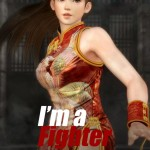 Dead or Alive 5 Leifang Poster