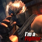Dead or Alive 5 Ryu Hayabusa Poster