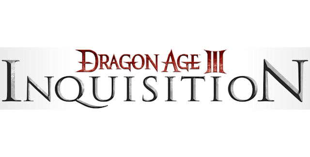 Dragon Age 3: Inquisition logo