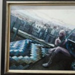 Lightning Returns: Final Fantasy XIII Oil Painting