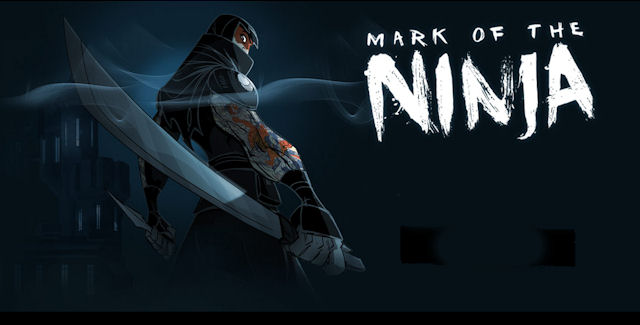 Mark of the Ninja logo