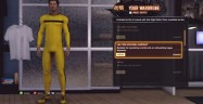 Sleeping Dogs Outfits Bruce Lee's Yellow Jumpsuit
