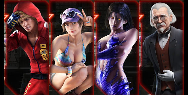 Tekken Tag Tournament 2 Characters Unlockable Via DLC