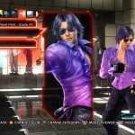 Tekken Tag Tournament 2 Violet Character