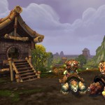 World of Warcraft: Mists of Pandaria Dragon Turtles Mount