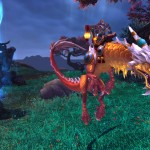 World of Warcraft: Mists of Pandaria Golden Cloud Serpent Mount