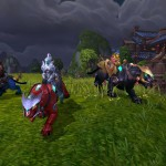 World of Warcraft: Mists of Pandaria Jeweled Panthers Mount