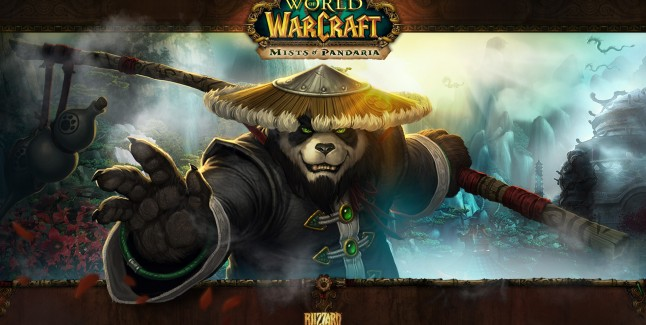 World of Warcraft: Mists of Pandaria Wallpaper