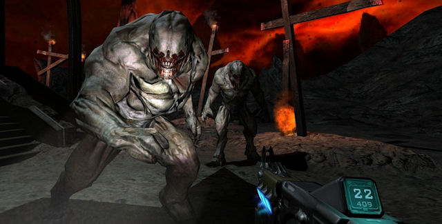 Doom 3 BFG Edition Cheats