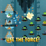 Angry Birds Star Wars Obi-Wan Kenobi screenshot