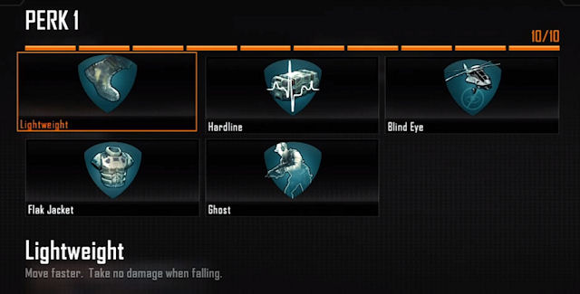 Black Ops 2 Perks Guide