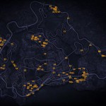 Need for Speed: Most Wanted 2012 Billboards Map
