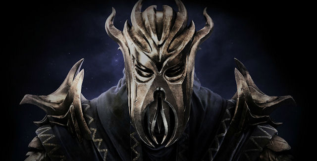 Skyrim: Dragonborn Artwork