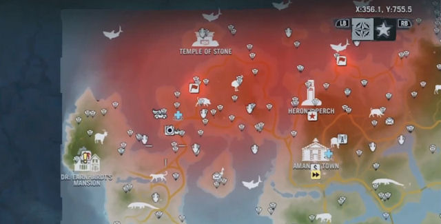 Far Cry 3 Collectibles Locations Guide