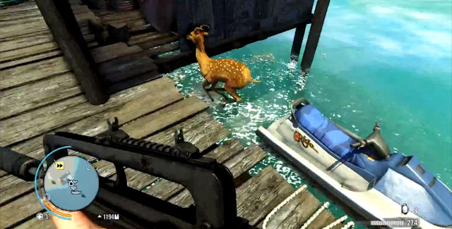 Far Cry 3 Glitches