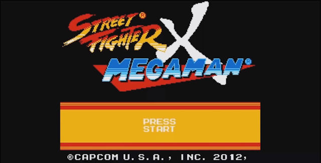 Street Fighter X Mega Man Walkthrough