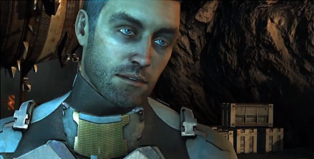 Dead Space 3 Demo Isaac Clarke picture