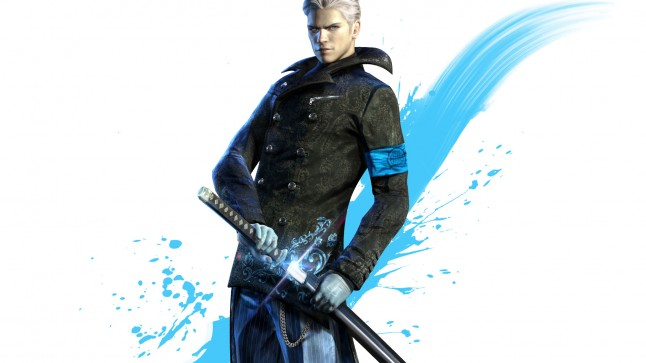 DmC Devil May Cry Vergil Wallpaper