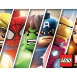 Lego Marvel Super Heroes Characters Artwork