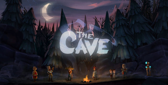 The Cave Game Walkthrough