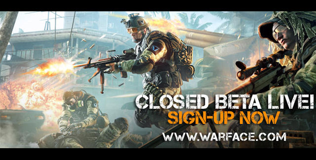 Warface Beta Download Artwork